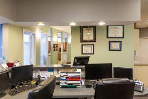 dental office facilities