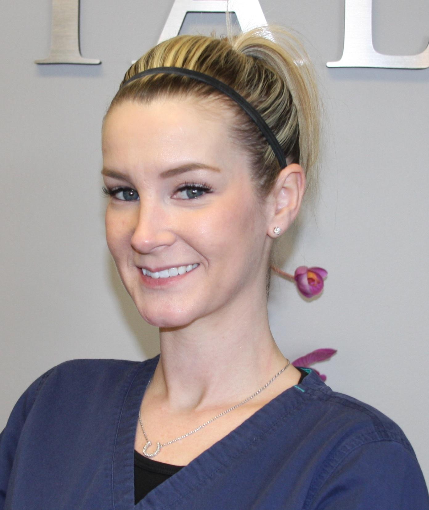 Danielle - RDH in Dedham